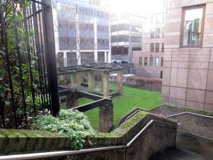 Garden in London