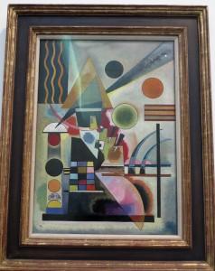 Kandinsky at Tate Modern London