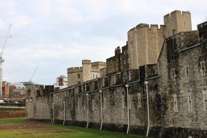 Tower of London Moat